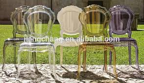 Polycarbonate Chairs Wholesale Clear Polycarbonate Chairs For Wedding Party Buy Clear