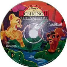 free lion king ii simba u0027s pride cd rom pc