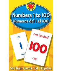 thanksgiving flash cards numbers 1 to 100 flash cards grade k 3 carson dellosa publishing
