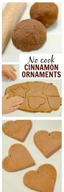cinnamon ornaments i like this recipe better than just cinnamon and