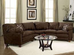 Chocolate Brown Sectional Sofa With Chaise Furnitures Brown Sectional Sofas New Plushemisphere Brown