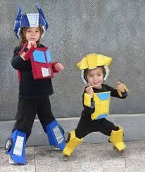 Kids Robot Halloween Costume 20 Transformer Costume Ideas Optimus Prime