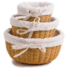 round wicker basket rurality round wicker laundry basket with lid