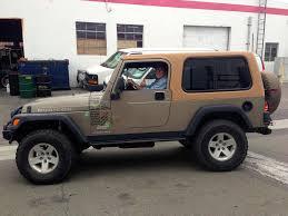lj jeep hardtop depot quality hardtop for jeep cj5 early intermediate