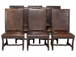nailhead trim dining chairs furniture leather nailhead dining chairs beautiful abbyson living