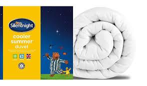 Silentnight Duvets Silentnight Cool Summer Duvet 4 5 Tog Duvets U0026 Pillows