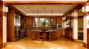 frank lloyd wright craftsman style homes google search kitchen