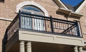 aluminum guardrail railings