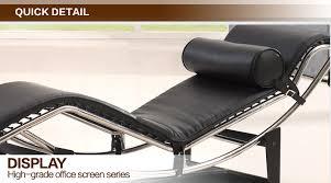 Chaise Lounge Recliner Replica Le Corbusier Lc4 Chaise Lounge Cushion Buy Le Corbusier