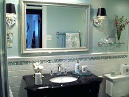 wall mirrors importance of decorative bathroom mirrors mosaic