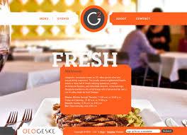 showcase of appetizing restaurant websites u2014 smashing magazine