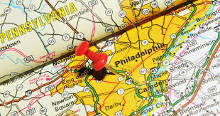 Pennsylvania On Map by Pennsylvania Map Images U0026 Stock Pictures Royalty Free