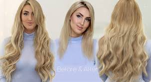 foxy locks hair extensions how to clip in foxy locks seamless luxurious 24 extensions