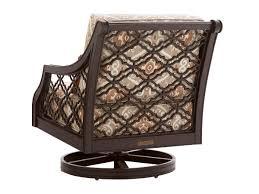 Outdoor Swivel Chair by Black Sands Swivel Rocker Chair Lexington Home Brands