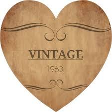 vintage brown wine label birthday invitation 50th birthday