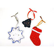 how to make felt ornaments our everyday