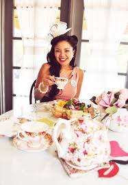 bridal tea party photo tea party bridal shower attire image