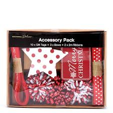 christmas gift wrap sets christmas gift wrap accessory set card factory