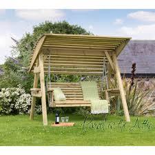 hammock bench 2 seat wooden garden swing chair seat hammock bench furniture lounger