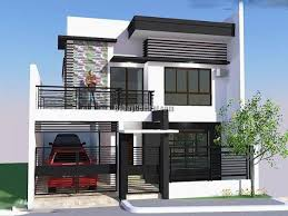 Bungalow Style Homes Floor Plans by House Zen Design Philippines Ideasidea