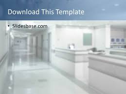 Doctor Of Medicine Powerpoint Template Slidesbase Healthcare Ppt Templates