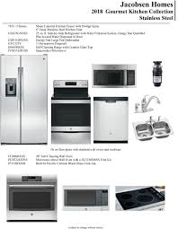 kitchen collections appliances small manufactured homes appliance packages
