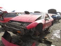 junkyard find 1988 pontiac fiero formula the truth about cars