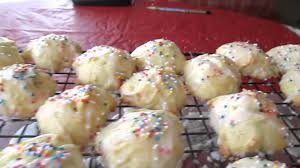 anisette cookies christmas time 2013 youtube