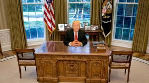 which of these 6 oval office desks will donald trump pick place