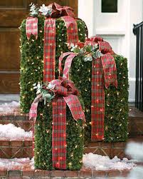 Outdoor Christmas Decorations Front Porch by 50 Latest Christmas Decorations 2017 Christmas Decorations 2015