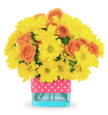 same day just because flowers just because colorful jubilee columbus oh florist flowerama