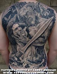 and demons search tattoes map