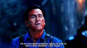 Evil Dead Meme - evil dead ruby knowby gif find share on giphy