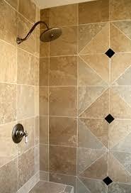 Ceramic Tile Tub Surround Ideas  Loveso Its What I Do - Simple bathroom tile design ideas