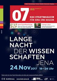 G Stige K Hen L Form 07 Das Stadtmagazin Für Jena U0026 Region Ausgabe 93 November 2017