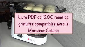 cuisine et recettes pdf télécharger les livres pdf lidl monsieur cuisine