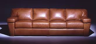 Leather Sofa Cushions Leather Sofas Prescott Leather Four Cushion Sofa