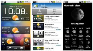 best clock widget for android fancy widgets 3 5 6 best weather clock widget app