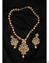 emerald stone necklace jewelry images Antique ruby and emerald stone necklace set jpg