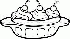 ice cream sundae cartoon cliparts co bananas for books pinterest