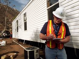 file fema 33786 fema contractor inspects a mobile home in