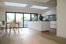 kitchen diner extension ideas kitchen diner extension bi folding doors roof light extension ideas