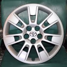 2004 toyota corolla hubcaps used toyota corolla hub caps for sale