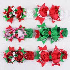 christmas headbands boutique christmas headbands baby hair accessories headbands kids