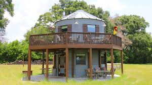 amazing tiny silo home on a horse ranch in lake city florida for