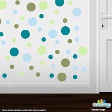 Wall Decals Patterns Color The by Combo Color Four Decal Venue