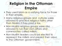 Ottoman Empire Government System Global Trade Sol Whii 5 The Ottoman Empire The Rise Of The