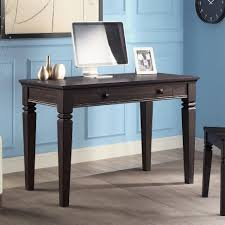 modern home office desk furniture cool whalen desk with a simple profile and generous