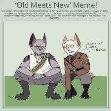 Sheit Meme - old meets new meme by qbark on deviantart