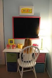Diy Kid Desk Diy Desk For Cube Desks And